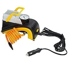 12V Mini Electric Air Pump Speedy Car Inflator Pump for Tires Bikes Cars Air Matresses