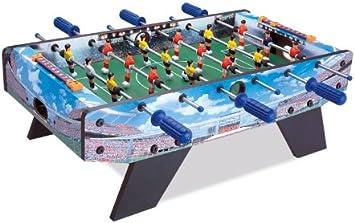 huangguan Fútbol futbolín 70 cm Estadio Edition: Amazon.es: Juguetes y juegos