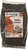 Graines de Pavot Bio | 250g | Markal