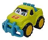 Dickie Happy Runner, Yellow