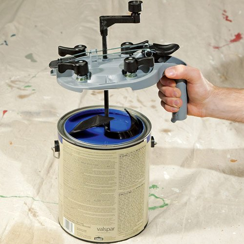 Mixing Mate 10-090 Gallon Size Paint Can Lid by Mixing Mate (Image #5)