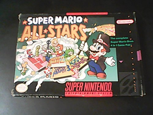 mario all stars super mario world - 7