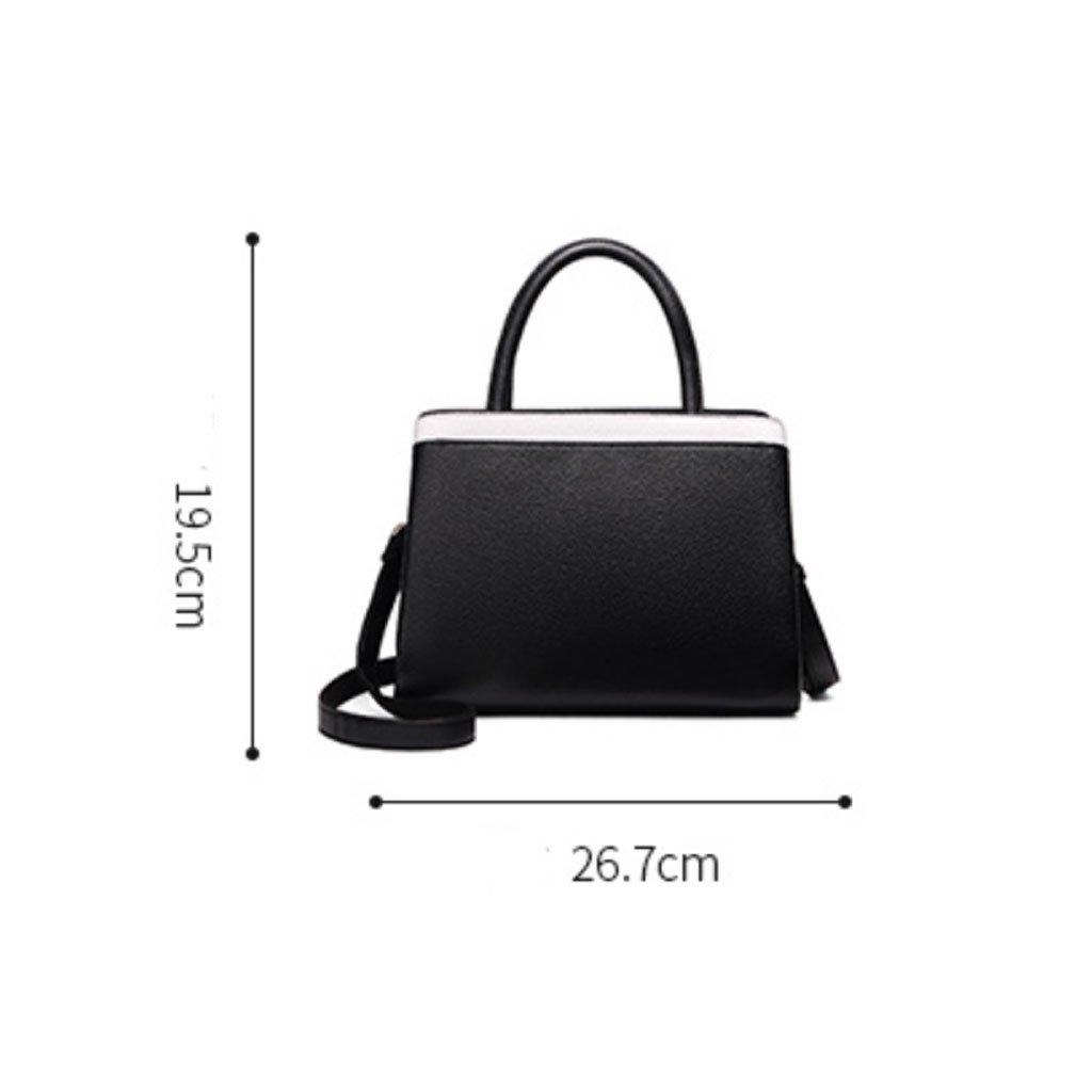 Killer bag new new new handbag female simple fashion atmospheric ladies shoulder bag Messenger bag B07DDH6W4D Daypacks Vollständige Spezifikationen 1e0a80