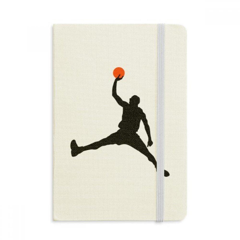 DIYthinker Mate de baloncesto Baloncesto Correr Cuaderno duro de ...