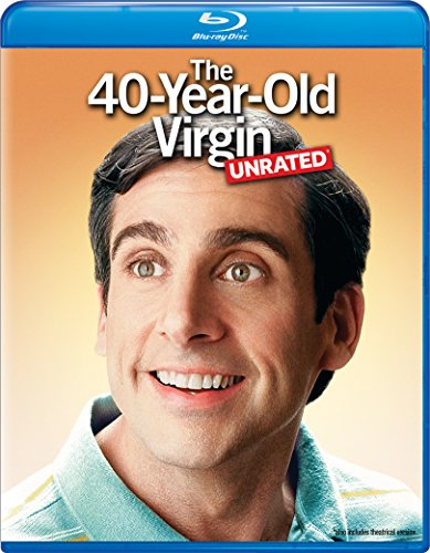 The 40-Year-Old Virgin (Unrated + New Artwork) [Blu-ray]