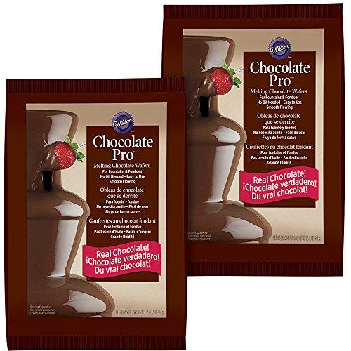 Wilton 2 Pack Chocolate Melting 2104 7508 product image