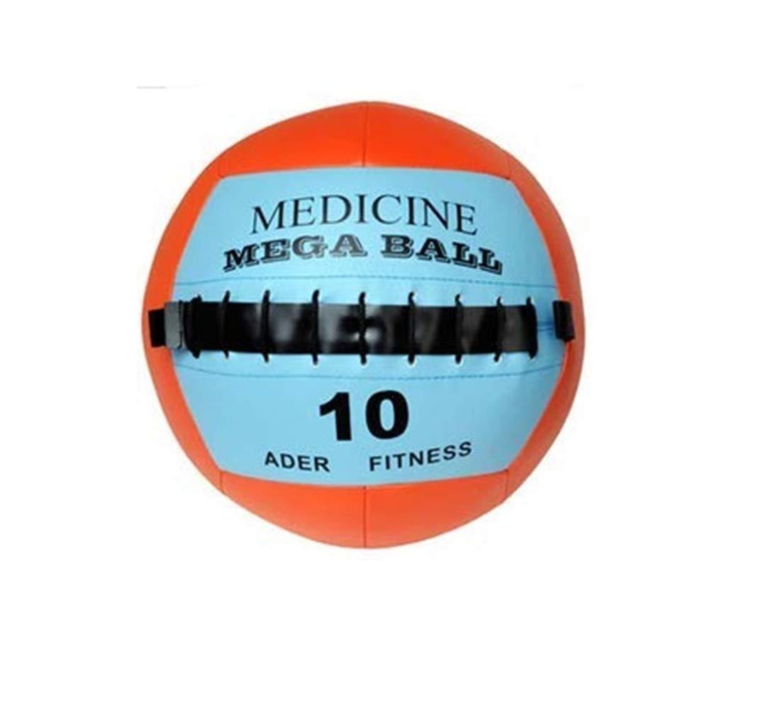 Ader 2lb-30lb Soft Mega Medicine Balls (10lb)