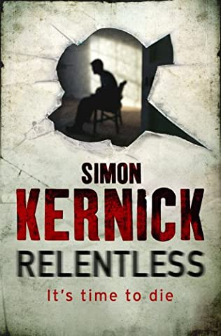 book cover of Relentless