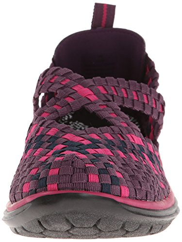 Rockport Cobb Hill Womens Wow-ch Flat Melanzana Multi
