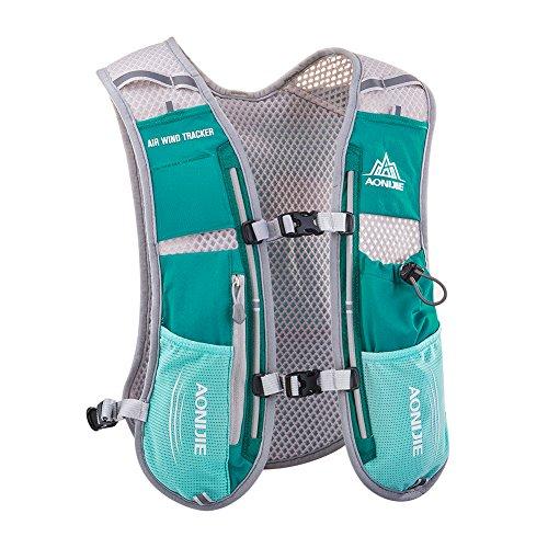 AONIJIE Hydration Vest Pack Backpack 5L Marathoner Running Race Hydration