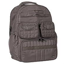 Lug Women's Puddle Jumper Backpack, Walnut Brown, One Size