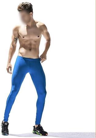 Capa Base de Pantalones de compresión para Hombres