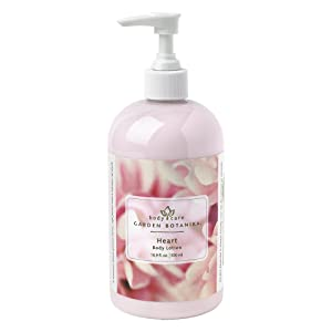 Garden Botanika Heart Body Lotion, 16.9 Fluid Ounce