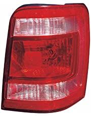 Depo 330-1938R-UC Ford Truck Escape Passenger Side Tail Lamp Assembly, CAPA Certified