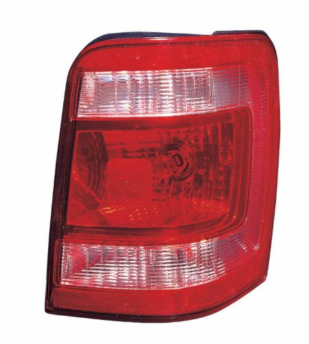 Depo 330-1938R-UC Ford Truck Escape Passenger Side Tail Lamp Assembly, CAPA (Side Lamp Assembly)