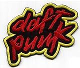 """Fatuitous Punk 4"""" x 2.9"""" Iron on Patch"""