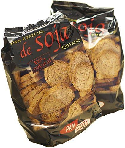 Pan Especial de Soja Tostado de Pan Cota (caja con14 bolsas ...
