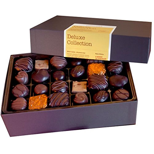 Ethel M Chocolates Deluxe Collection