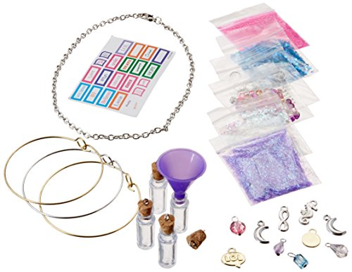 Beaded Treasure (Cra-Z-Art  Shimmer and Sparkle Pixie Dust Treasure Bottles)