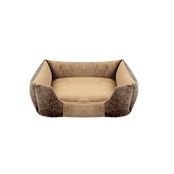 TangMengYun Cama para mascotas moderna Cama para gatos Cama para perros lavable desmontable Khaki (tamaño : 55*45cm) : Amazon.es: Hogar