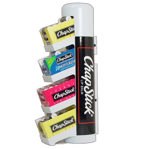Chapstick Replica Display (Pack of 96 Units in Rack) by Chapstick
