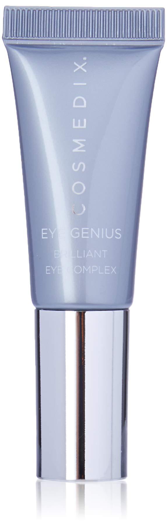 CosMedix Eye Genius Brilliant Eye Complex, Under Eye Serum, 0.25 Fl Oz by COSMEDIX