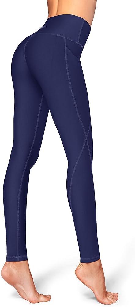 Occffy Leggings de Sport Femmes Fitness Taille Haute
