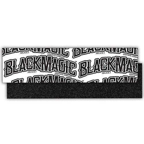 Black Magic Single Sheet Griptape