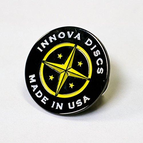 Innova Star Disc Golf Lapel Pin