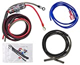 Metra ST-AK8 Motorcycle/ATV/UTV/RZR 8 Gauge OFC Amplifier Amp Install Wire Kit