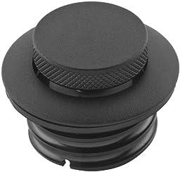 Bikers Choice Screw-In Type Pop Up Gas Cap - Black 012023