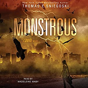 Monstrous Audiobook