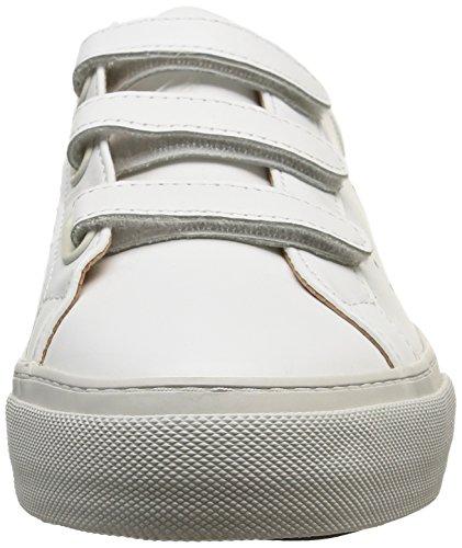 Noname Donna Sneaker altezza White blanc Arcade Bianco V FrqawF