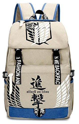 Gumstyle Japanese Vintage Canvas Backpack product image