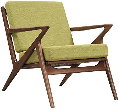 NyeKoncept Avocado Green Zain Chair