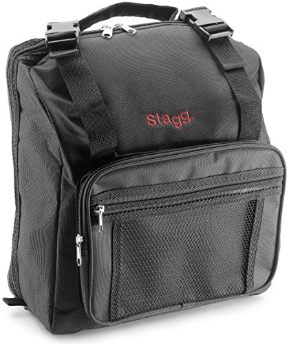 - Stagg ACB-120 Standard Bag for Accordion - Black