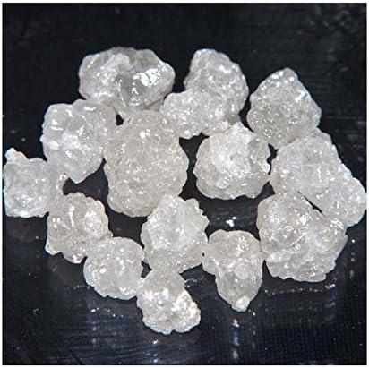 2.34 Carat 1 PCs Excellent Natural Small Size Full Light White Grey Color Raw Rough Diamond.Natural Pendant Diamond...8.4M\u00d76.2M\u00d75.2M