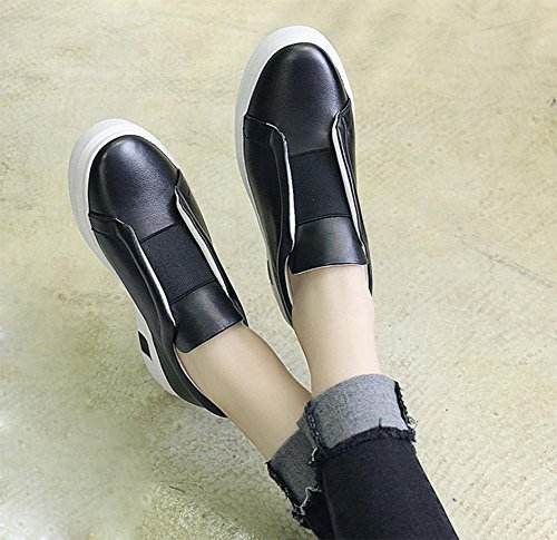 Uk4 Cn37 Los 7 Planas Casuales Mujeres De Sra Primavera Zapatos Eu37 Y Las 5 5 Otoño 5 Mujer La Us6 Ascensor x7RTnZgwnS