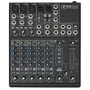Mackie 802-VLZ4 · Mesa de mezclas