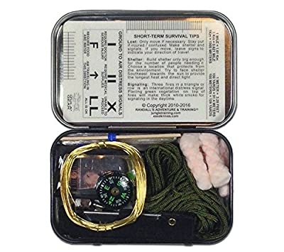 ESEE Mini Survival Kit In Tin by ESEE