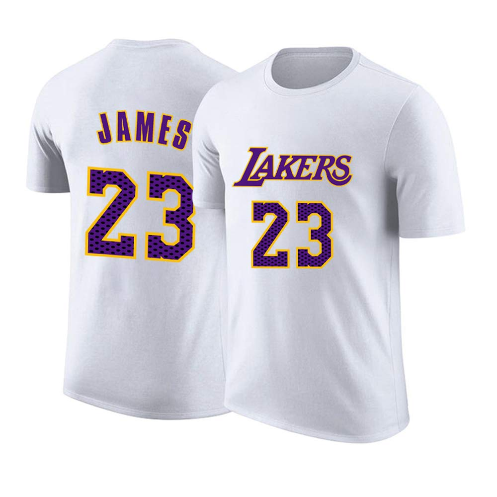 separation shoes 5098a 4d588 PUHONG 2019 All Star Los Angeles Lakers Jersey No. 23 James ...