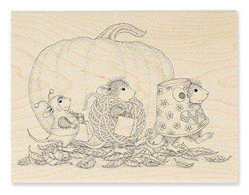 Stampendous HMR79 House Mouse Wood Stamp, Mice (Halloween Costume Ideas Ellen)