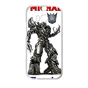 Happy Michael Cell Phone Case for HTC One M8