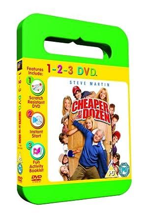 Cheaper By the Dozen [Reino Unido] [DVD]: Amazon.es: Steve ...
