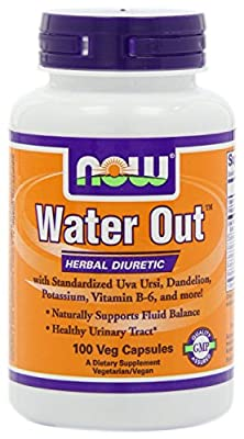 NOW Foods Water-Out(Tm), 100 Vcaps