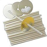36 bougies d'oreille avec filtre et carton de protection - Made in Picardie par indutex