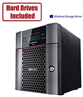 BUFFALO Terastation WS5420DN Windows Storage Server 2016 Desktop 16TB NAS Hard Drives Included (B07DHDH7BZ) | Amazon price tracker / tracking, Amazon price history charts, Amazon price watches, Amazon price drop alerts