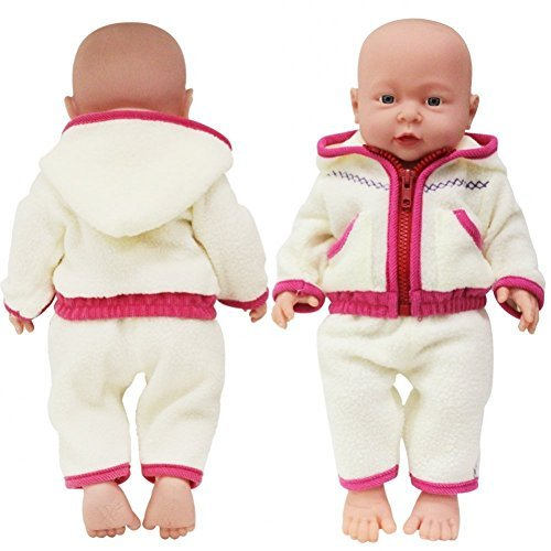 Jacket Doll Clothes - 7