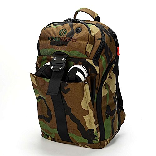 King Kong Mini Backpack - Small 1000D nylon, camo