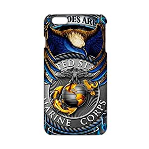 Evil-Store MARINE CORPS HEROES 3D Phone Case for iPhone 6 plus
